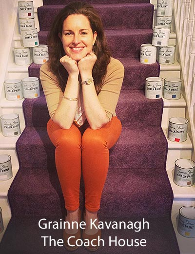Grainne Kavanagh of The Coach House, Dingle