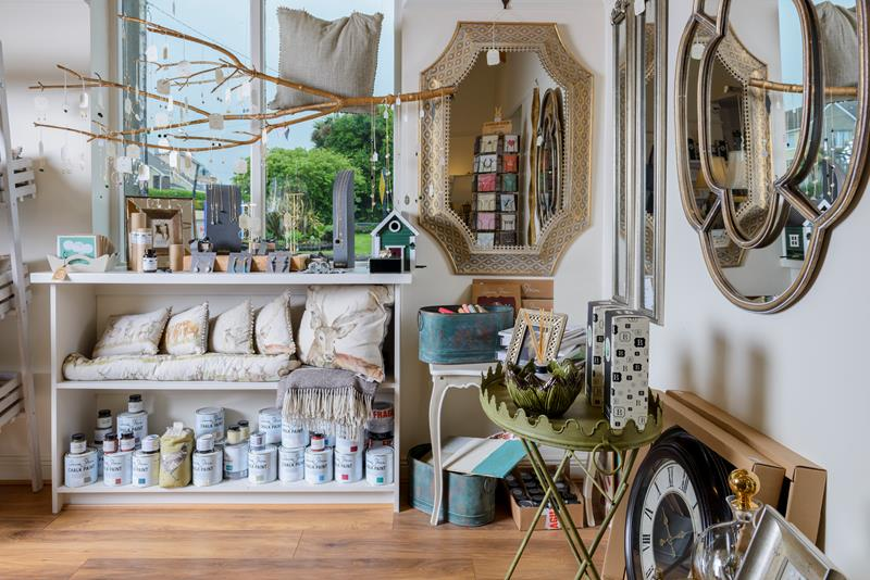 The Coach House Interiors Shop in Dingle