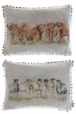 Cushions & Stools