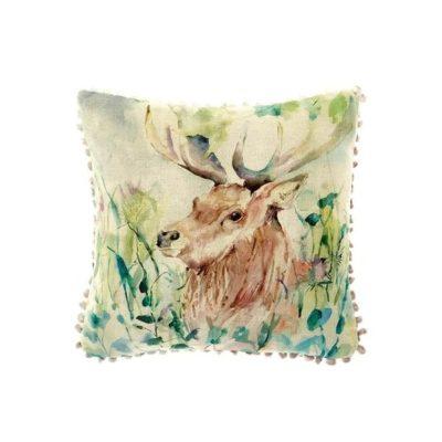 Oak View Stag Cushion