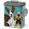Dog, cat, bird , pony treat tin