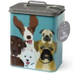 Dog, cat, bird , pony treat tin