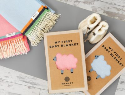 Gift Boxed Baby Blankets