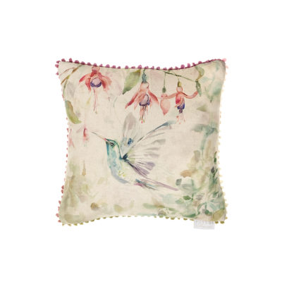 Fuchsia Flight Cushion