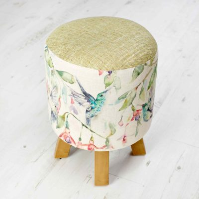 Footstool Fuchsia Flight