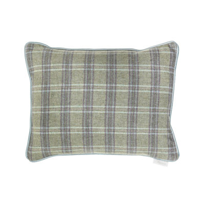 Newton Plum Cushion