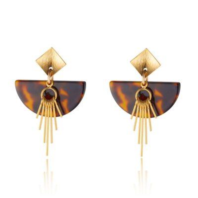 Phosphane Starburst Earrings