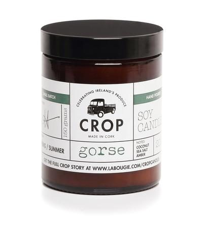 crop gorse candle