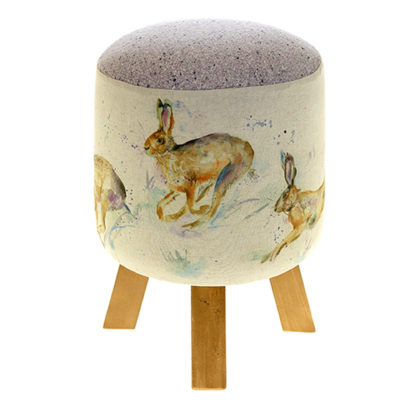 monty stool hurtling hares