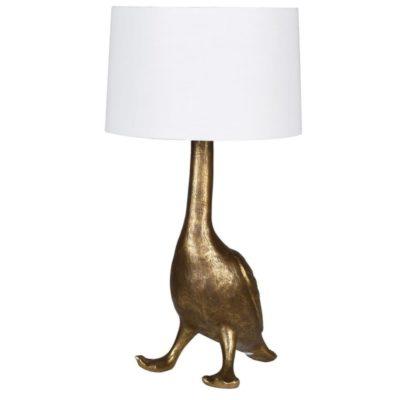 Goose Lamp