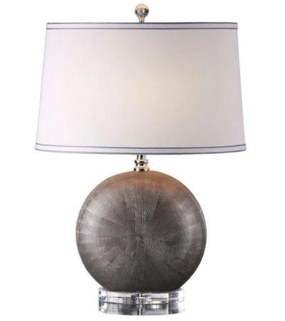 Orb Lamp Metallic