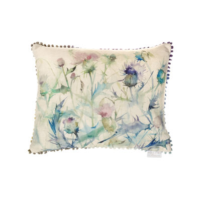 damson bristle voyage maison cushion