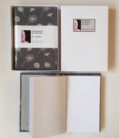 handmade notebook jenny mccarthy