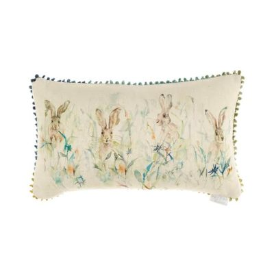 Cushion voyage maison bunnies