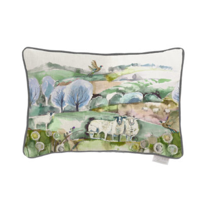 voyage maison cushion ewe