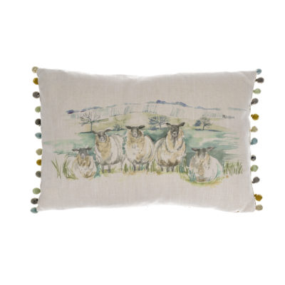 cushion carnethy voyage maison
