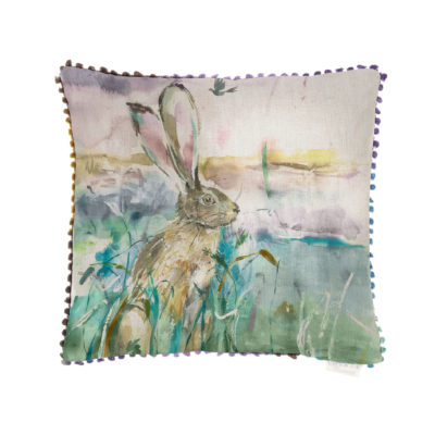 cushion morning hare voyage maison