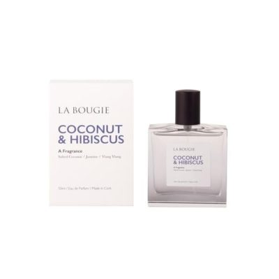 Coconut and hibiscus perfeume labougie