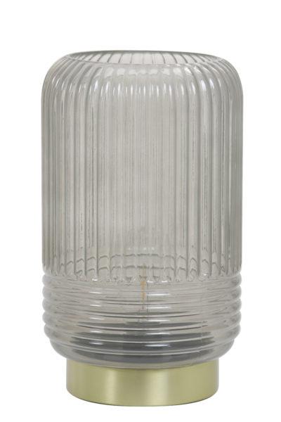 Grey LED Lamp